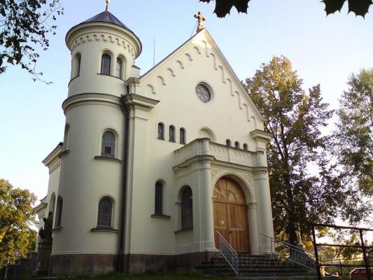 Hradec Králové - Slezské předměstí, kostel Neposkvrněného početí Panny Marie