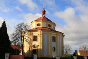 Dobřany, kostel sv. Víta