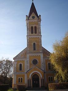 Karlovy Vary, kostel Nanebevstoupení Páně