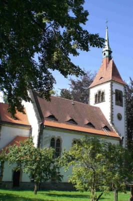 Frýdlant v Čechách, kostel Krista Spasitele