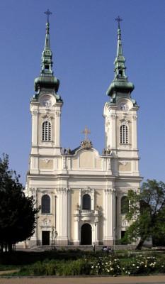 Ostrava-Mariánské Hory, kostel Panny Marie Královny