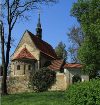 Praha-Dolní Chabry, kostel Stětí sv. Jana Křtitele