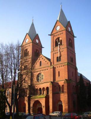 Svitavy-Lány, kostel sv. Josefa