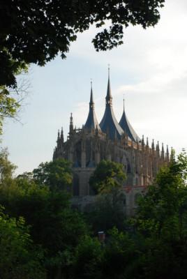 Kutná Hora, katedrála sv. Barbory