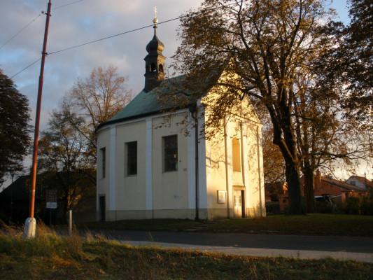 Neratovice, kaple sv. Vojtěcha