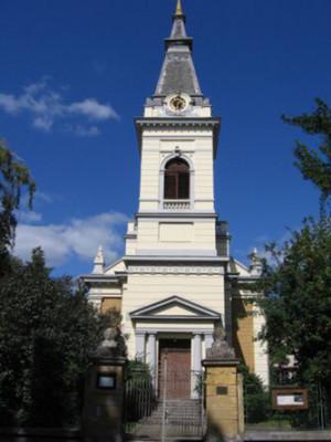 Nymburk, kostel ČCE