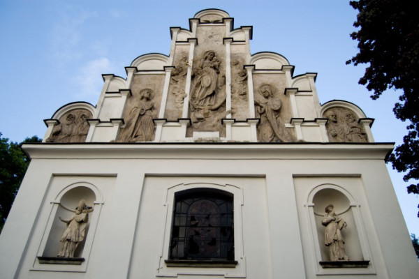 Vysoké Mýto, kostel Nejsvětější Trojice
