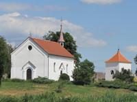 Všejany, kostel sv. Jana Křtitele