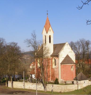 Poříčí nad Sázavou, kostel sv. Havla