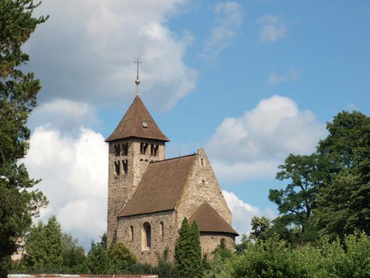 Poříčí nad Sázavou, kostel sv. Petra a Pavla