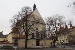 Kolín IV, kostel Nejsvětější Trojice
