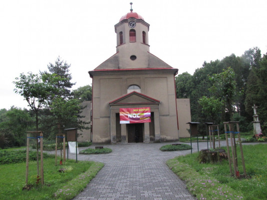 Havířov, kostel sv. Anny