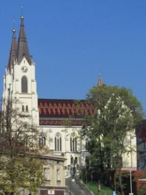 Orlová-Město, kostel Narození Panny Marie