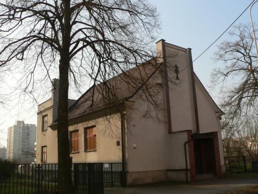 Ostrava-Hrabůvka, Husův sbor