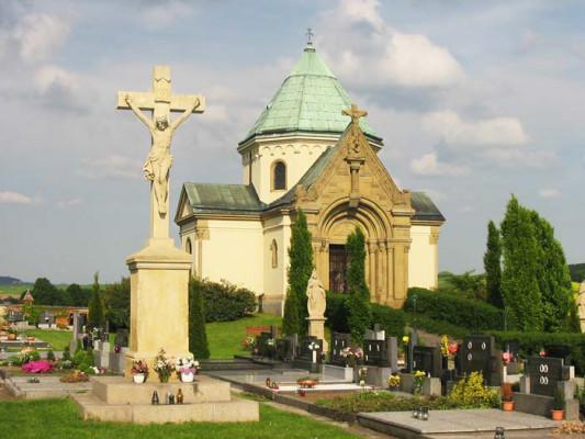 Zlín-Štípa, kaple Kristova vzkříšení