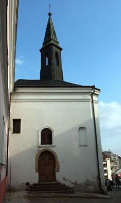 Přerov, kaple sv. Jiří
