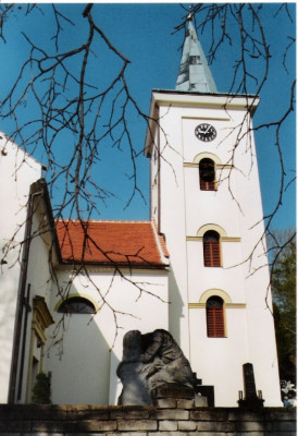 Bošovice, kostel sv. Stanislava