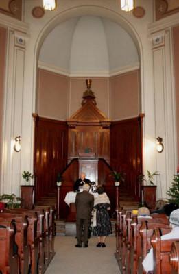 Plzeň, kostel západního sboru ČCE