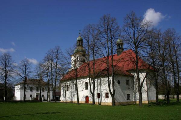 Vratimov, kostel sv. Jana Křtitele