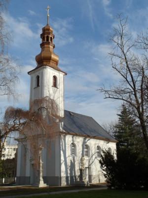 Karviná-Fryštát, kostel sv. Marka