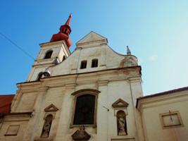 Brno, řeckokatolický chrám sv. Josefa