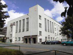 Praha 4 - Nusle, kostel ČCE