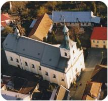 Fryšták, kostel sv. Mikuláše