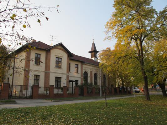 Hustopeče u Brna, kostel Českobratrské církve evangelické