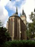Tachov, kostel Nanebevzetí Panny Marie