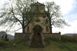 Velemín-Milešov, kostel sv. Antonína Paduánského, Mlýnce