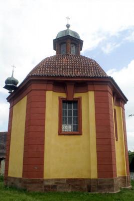 Mladotice, kostel Jména Panny Marie, Mladotice