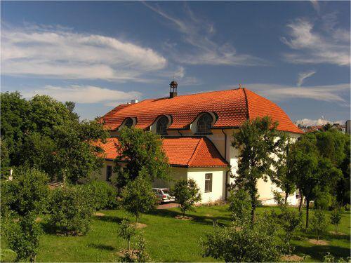 Praha 6 - Břevnov, kaple Panny Marie Andělské, Šlajferka