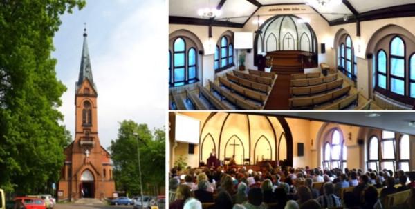Litoměřice-Předměstí, Bratrská jednota baptistů