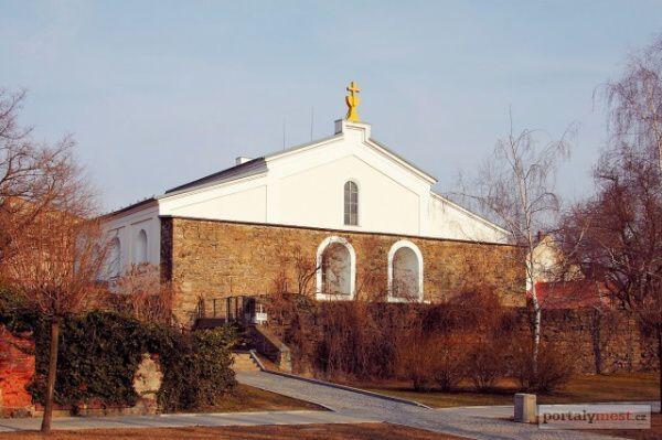 Lipník nad Bečvou, sbor Knížete Míru