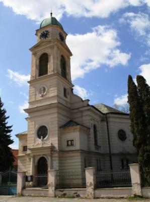 Libice nad Cidlinou, evangelický kostel