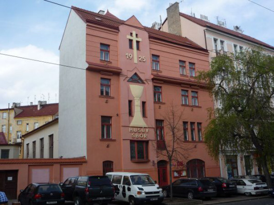 Praha 4 - Nusle, Husův sbor