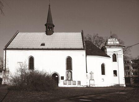 Nymburk, kostel sv. Jiří
