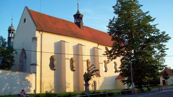 Mělník-Pšovka, kostel sv. Vavřince