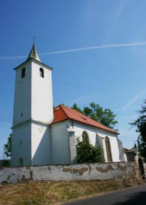 Velké Březno - Valtířov, kostel sv. Václava