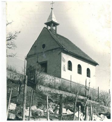Praha-Troja, kaple sv. Kláry