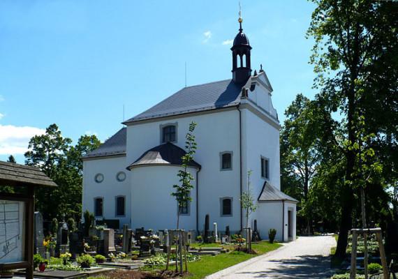 Litomyšl, kostel sv. Anny