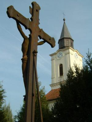 Krumvíř, kostel sv. Bartoloměje