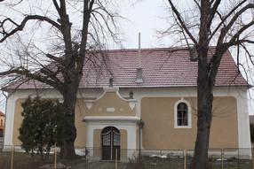 Hořátev, evangelický kostel