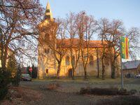 Zlatníky-Hodkovice-Zlatníky, kostel sv. Petra a Pavla