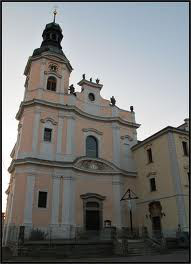 Obořiště, kostel sv. Josefa
