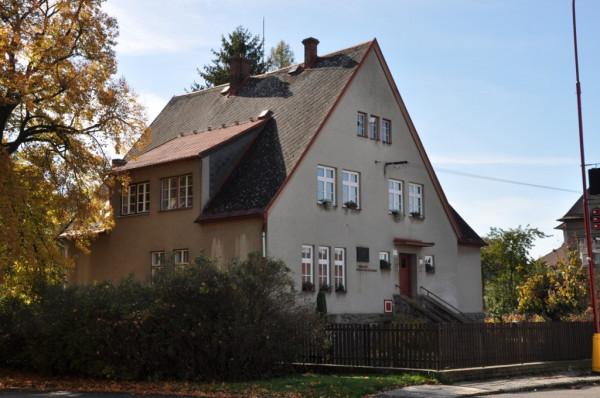 Svitavy, sborový dům Českobratrské církve evangelické