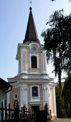 Přerov, kostel sv. Maří Magdalény, Předmostí