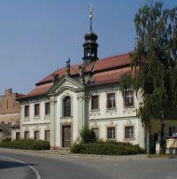 Praha-Ďáblice, kostel Nejsvětější Trojice
