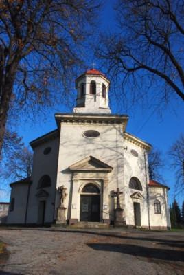 Petřvald u Karviné, kostel sv. Jindřicha