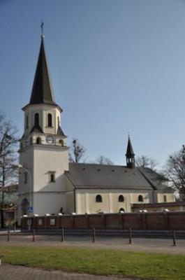 Frýdlant nad Ostravicí, kostel sv. Bartoloměje